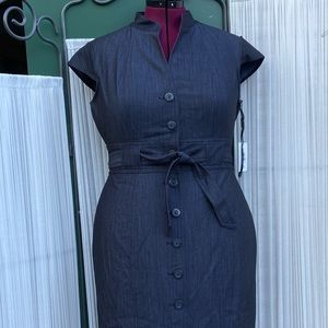 Gorgeous fitted Calvin Klein Dress- Sz 12